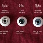 Mystics vs. Dollshe, 18mm