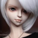Dollshe Medium grey, 16mm