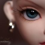 Dollshe Sea blue, 18mm